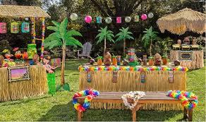 luau theme party luau party decorations