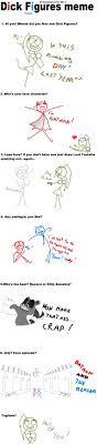 Dick Figures Meme - dick figures meme by trixithekat on deviantart