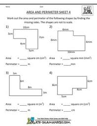 area and perimeter of triangles worksheets amanda bye miss