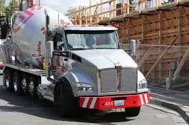 kenworth concrete truck stoneway concrete adds kenworth t880 to its fleet construction