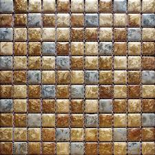 porcelain mosaic shower tile design