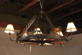 Wine Barrel Chandelier For Sale In Stock And For Sale Littlebranch Farm Rustic Log Furniture