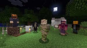 Mine Craft Halloween by Zombie Jack Lumber In Minecraft Xbox 360 Edition Owlchemy Labs