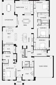 single story home floor plans 14 designs homes design single story flat roof house plans floor