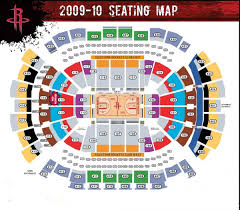 toyota center toyota center seating map toyota stadium seating map texas usa