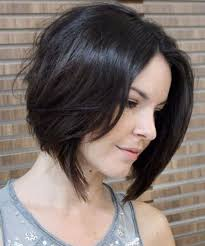 hairstyles for fine hair a line 23 overwhelming a line short bob hairstyles 2018 for women with fine