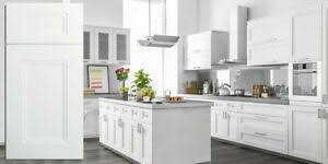 white kitchen cabinets ebay details about 11 x 14 fashion white transitional kitchen cabinets door sle vanity