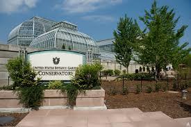 Botanic Gardens Dc U S Botanic Garden Conservatory Architect Of The Capitol