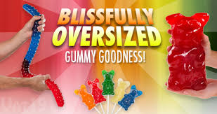 zach asked gigantic gummy worm birthday lol