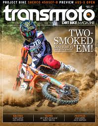 Dave Beaton Floor Sanding by Transmoto Dirt Bike Magazine U2013 Issue 58 By Transmoto Issuu
