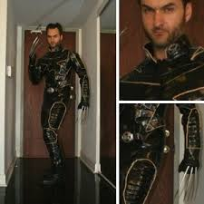 Halloween Costumes Wolverine Halloween Costume Ideas Adults Thriftyfun