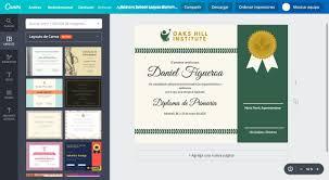 diplomas de primaria descargar diplomas de primaria crea diplomas para primaria personalizados gratis canva