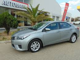 toyota corolla 1 6 2014 2014 toyota corolla 1 6 prestige for sale 106 875 km manual