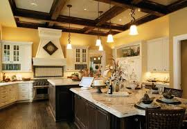 kitchen house plans home plans with big kitchens at eplans spacious floor plan