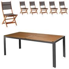 chaises pliables salon de jardin kingston da nang 102 9x180 241 6 chaises