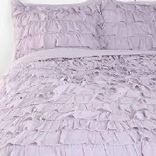 ruffle girls bedding purple waterfall ruffle bedding set ruffle bedding bed sets and