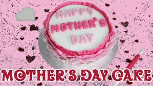 how to make a ruffled mother u0027s day fondant cake happyfoods youtube