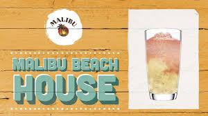 how to mix a malibu beach house youtube