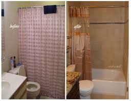 bathroom remodel ideas before and after before and after a powder room makeover martha stewart thinking