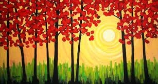 spring painting ideas easy acrylic painting ideas beginners paintings tierra este 3623