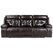 Brown Leather Recliner Chair Sale Chair Flexsteel Living Room Leather Power Reclining Sofa 1447 62p