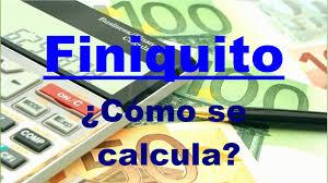 calculadora de finiquito en chile finiquito como se calcula parte 1 youtube