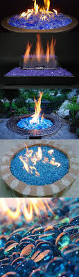 Glass Firepit Pit With No Smoke Odor Or Ashes And Style Ash And