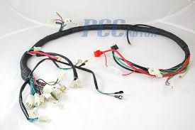 chinese gy6 150cc wire harness wiring assembly scooter moped sunl
