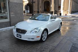 lexus used convertible 2005 lexus sc 430 stock b398b for sale near chicago il il