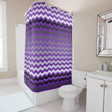 Shower Curtains Purple Black And Purple Shower Curtain Curtains Ideas