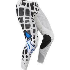 white motocross gear fox racing 2017 mx gear new 360 grav airline vented white black