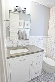 Diy Bathroom Vanity Makeover by Old Builder Grade Bathroom Vanity Makeover Plus Tutorial
