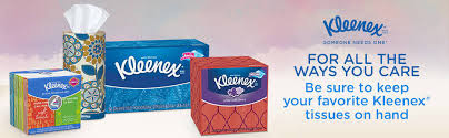 kleenex everyday tissues 160ct 4pk target