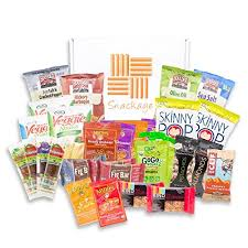 healthy care packages snacks care package non gmo by snackage 30 count