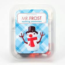 mr frost melting snowman kit the green head