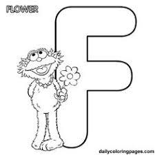 elmo alphabet letters print