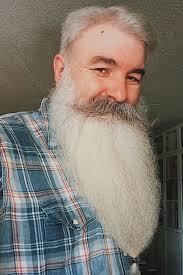 styling two year hair animbear two year beard this week barbe pinterest epic
