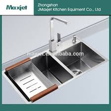Kitchen Sinks With Drainboard by Double Bowl Kitchen Sink With Drainboard Double Bowl Kitchen Sink