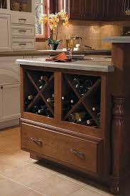 wine storage cabinet diamond cabinetry
