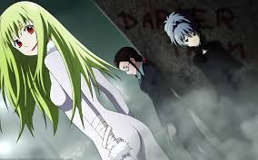 darker than black muryou anime wallpaper u003e darker than black u003e amber misaki yin