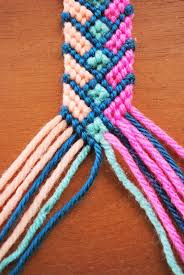 bracelet pattern images Diy the crazy complicated friendship bracelet JPG