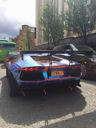 bugatti crash gif liberty walk tron aventador on deansgate manchester came to gate