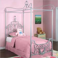 twin size bed frames furniture princess sparkle silver twin