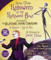 the nightmare before at the bowl the scenestar