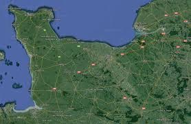 D Day Map D Day Virtual Tour Normandy Battlefield Tours