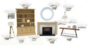 simsational designs updated hamptons hideaway living room set