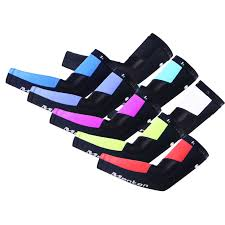 custom compression uv arm sleeves for sun protection