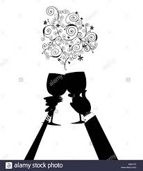 wine silhouette couple holding hands silhouette cut out stock images u0026 pictures