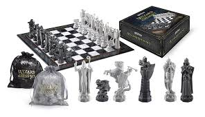 amazon chess set amazon com harry potter wizard chess set toys u0026 games