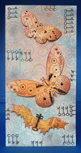 chocolate baroque design team steampunk butterfly by julie